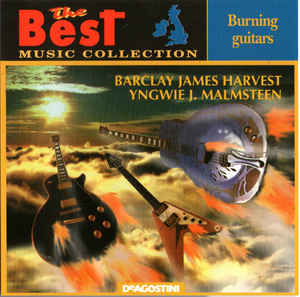 Yngwie J. Malmsteen - Burning Guitars - The Best Music Collection