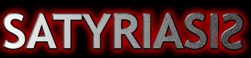 Satyriasis - Logo