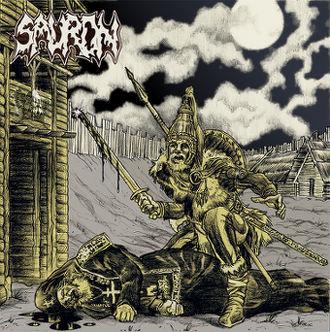 Sauron - Klasztor