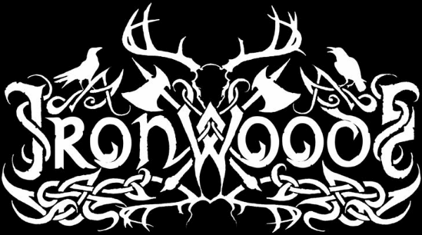 Iron Woods - Logo