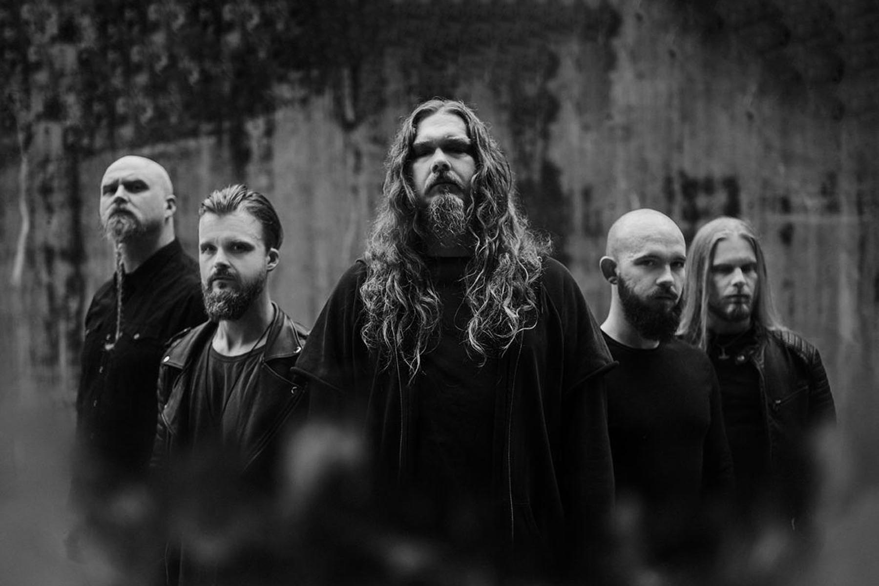 Borknagar members (Click to see larger picture)