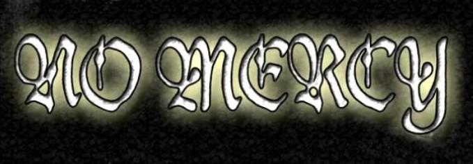 No Mercy - Logo