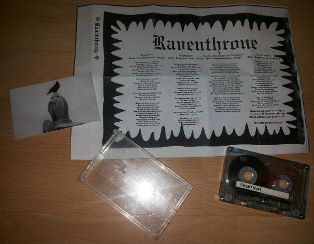 Raventhrone - Demo 1997