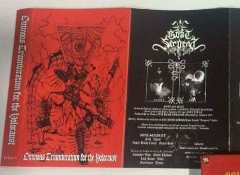 Torment of Abyss / Goat Serpent / Odium Enthronement - Ominous Triumviratum for the Holocaust