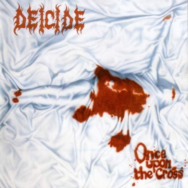 <br />Deicide - Once upon the Cross