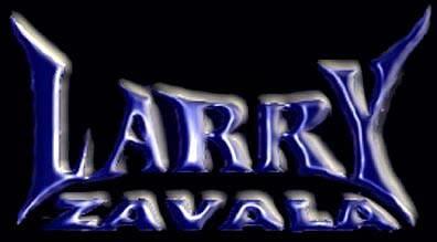 Larry Zavala - Logo