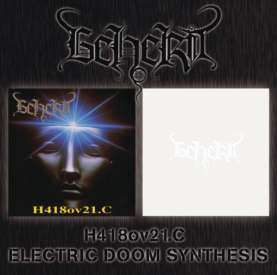 Beherit - H418ov21.C / Electric Doom Synthesis
