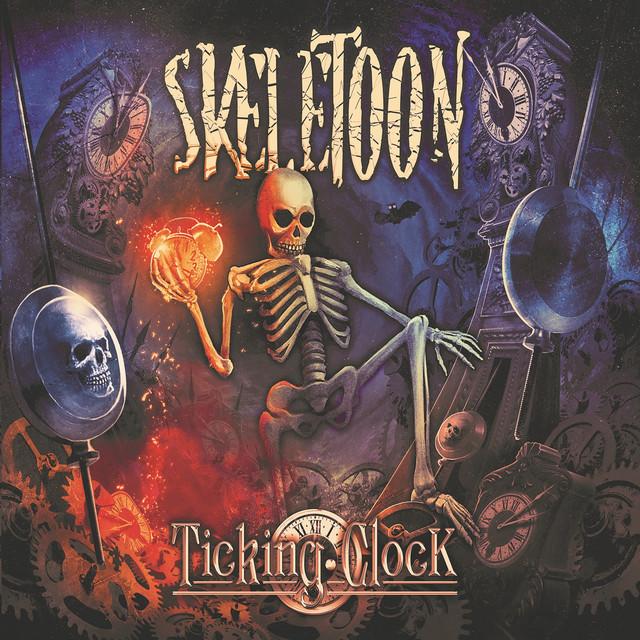 SkeleToon - Ticking Clock