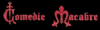 Comédie Macabre - Logo