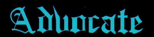 Advocate - Logo