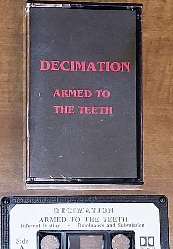 Decimation - Armed to the Teeth
