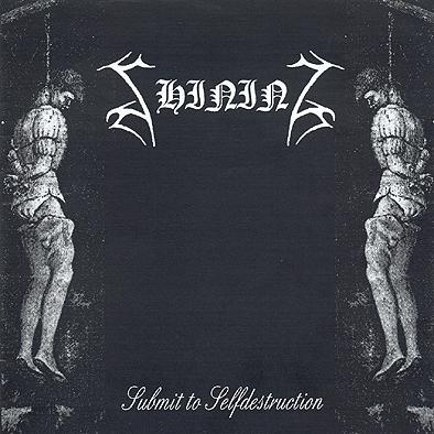 Submit to Selfdestruction cover (Click to see larger picture)