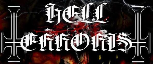 Hell Terrorist - Logo