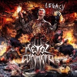 Metal Command - Legacy