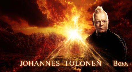 Johannes Tolonen