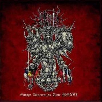 Infernal Execrator - Europe Desecration Tour MMXVI