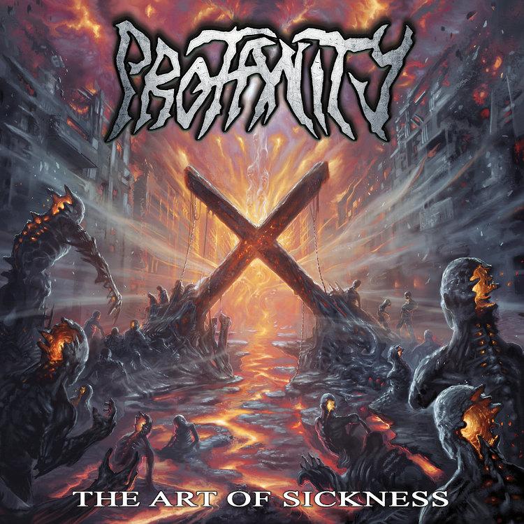 Profanity - The Art of Sickness