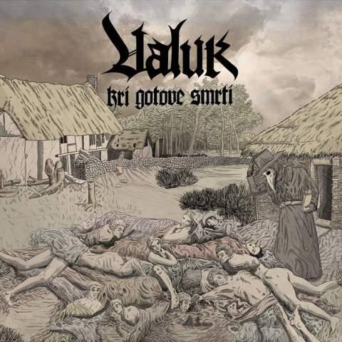 Valuk - Kri gotove smrti