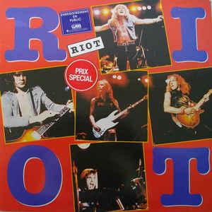 Riot - Riot Live