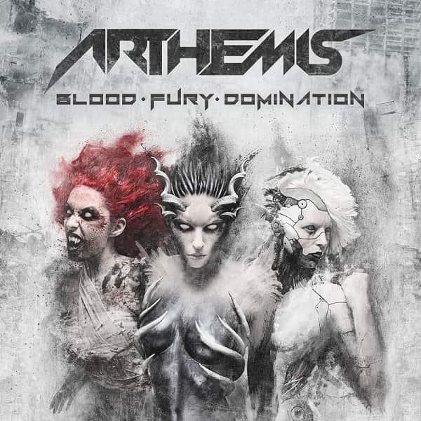 Arthemis - Blood - Fury - Domination