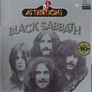 Black Sabbath - Attention! Black Sabbath