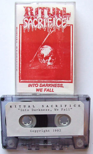 Ritual Sacrifice - Into Darkness, We Fall
