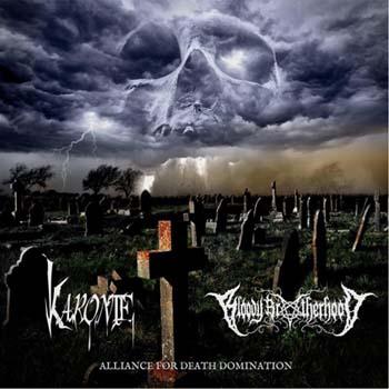 Karonte / Bloody Brotherhood - Alliance for Death Domination