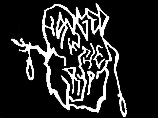 Hanged in the Crypt - Logo