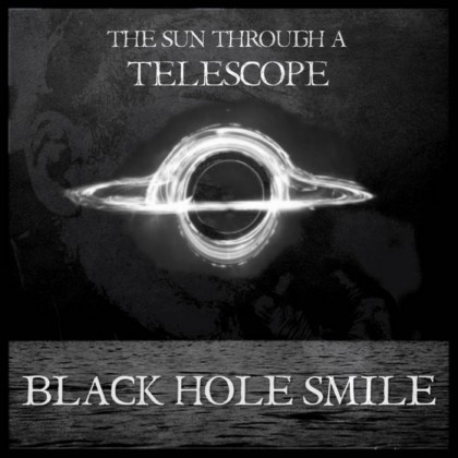 The Sun Through a Telescope - Black Hole Smile