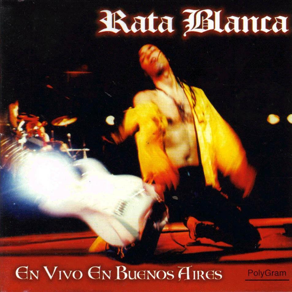 Rata Blanca - En vivo en Buenos Aires