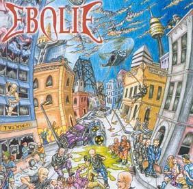 Ebolie - Elevation into Disintegration