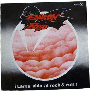 Barón Rojo - Baron Rojo / ¡Larga vida al Rock & Roll!