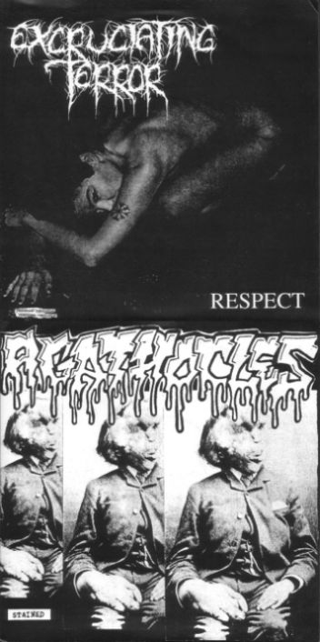 Agathocles / Excruciating Terror - Respect / Stained