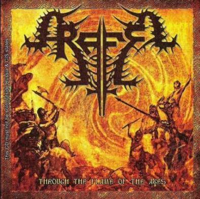 Arafel - Second Strike: Through the Flame of the Ages