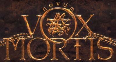 Novum Vox Mortis