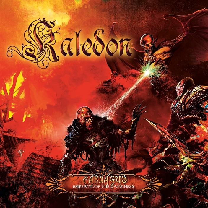 Kaledon - Carnagus - Emperor of the Darkness