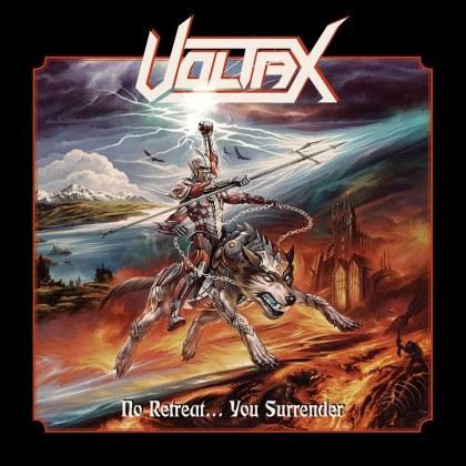 Voltax - No Retreat... You Surrender