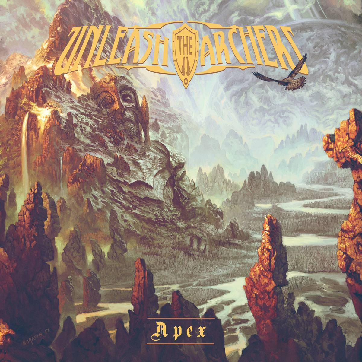 Unleash the Archers – Apex (2017)
