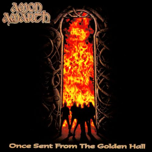 Risultati immagini per amon amarth once sent from the golden hall