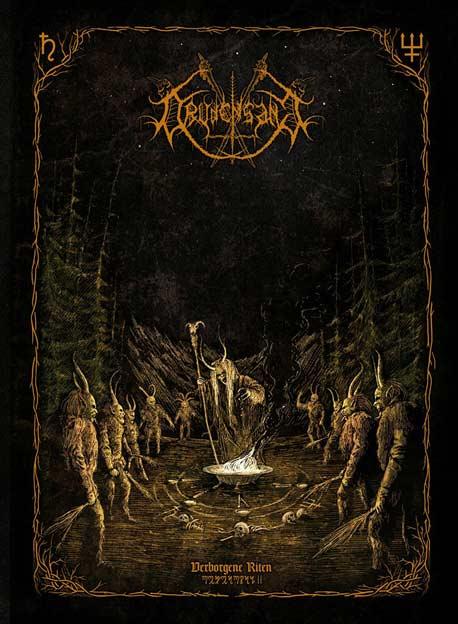 Drudensang - Verborgene Riten - A Live Ritual at Blasphemy Halls