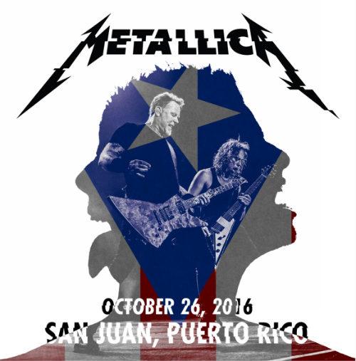 Metallica - Live Metallica: San Juan, Puerto Rico | October 26, 2016