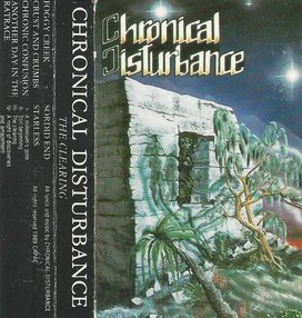 Chronical Disturbance - The Clearing