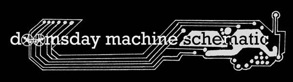 Doomsday Machine Schematic - Logo