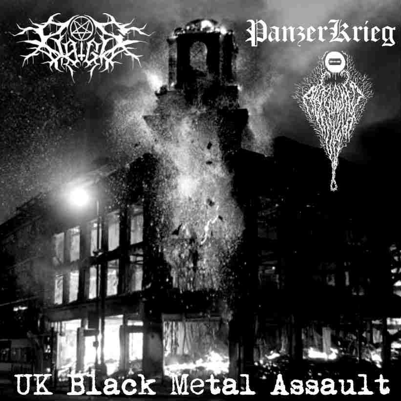 Abandoned by Light / Plagis - UK Black Metal Assault