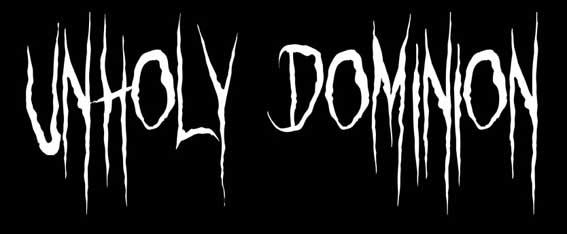 Unholy Dominion - Logo