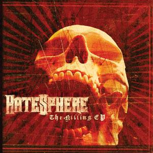HateSphere - The Killing EP