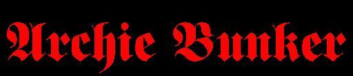 Archie Bunker - Logo