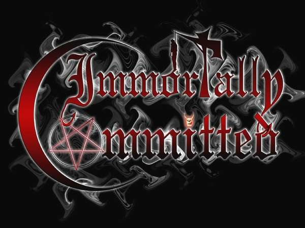 Immortally Committed - Logo