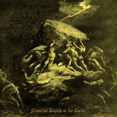 Infernal Antarctica - From the Depths of the Earth