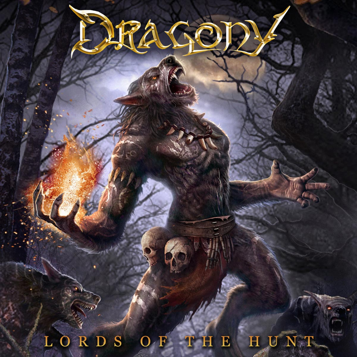 Dragony - Lords of the Hunt